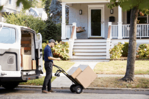 Committed to California Courier Delivery Services