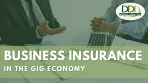 DDI:Business Insurance in the Gig Economy